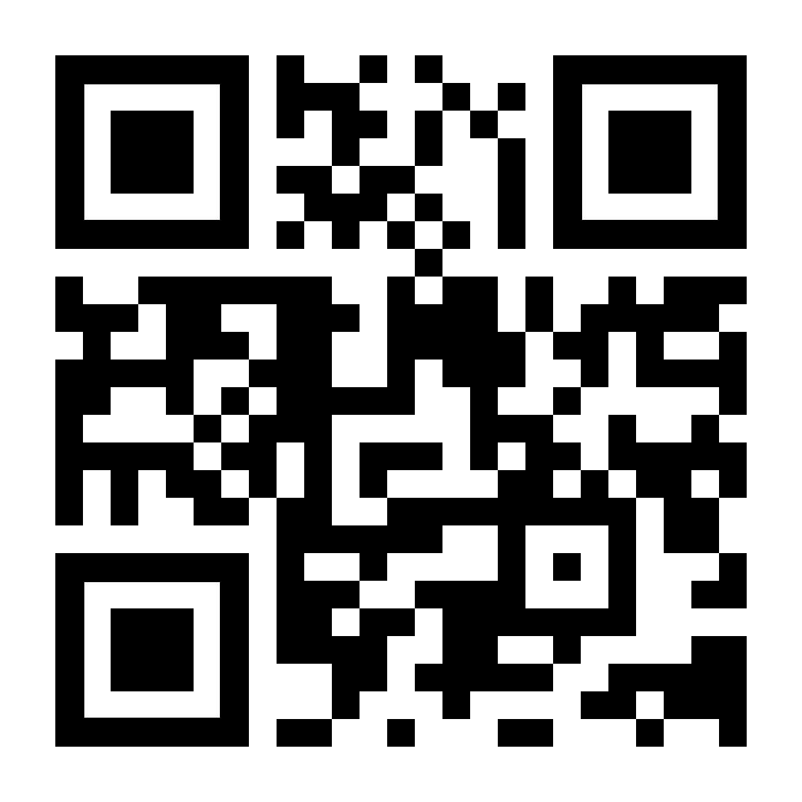 链接到 kaspersky.com 的二维码