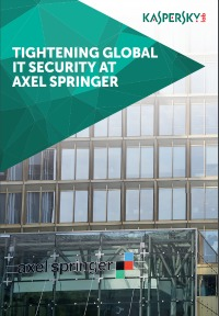 Axel Springer 加强全球 IT 安全